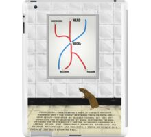 The Mannequin - Neck iPad Case/Skin