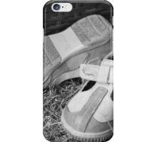 Left behind... iPhone Case/Skin