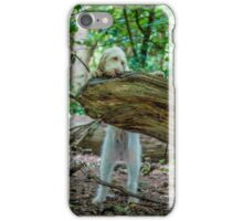 Human Dog iPhone Case/Skin