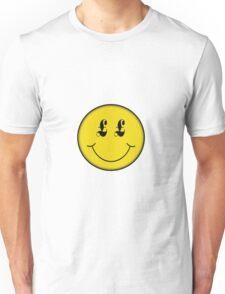 Brit Cha-Ching Unisex T-Shirt