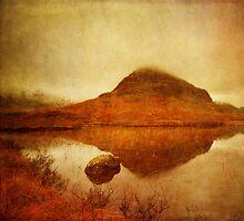 Glencoe - The beautiful Rannoch Moor by Liz Scott