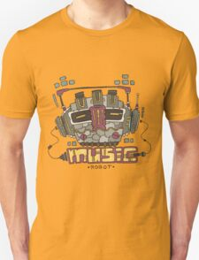 Music Robot T-Shirt