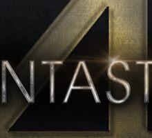 Fantastic 4 Sticker