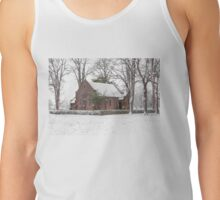 Gostwyck White - Uralla NSW Tank Top