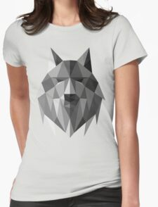 Wolf of The North Womens Fitted T-Shirt