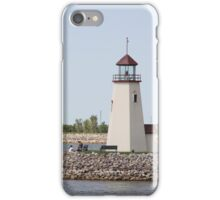 Charmed By The Lake And The Music iPhone Case/Skin