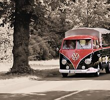 Classic Car VI by Britta Döll