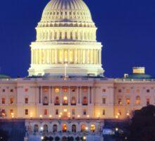U.S. Capitol Sticker