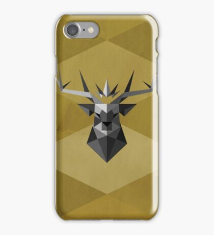 The Crowned Stag iPhone Case/Skin