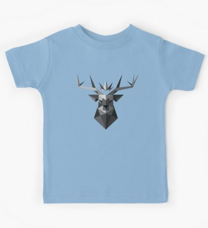 The Crowned Stag Kids Tee