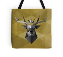 The Crowned Stag Tote Bag