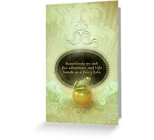 Fairy Tales Greeting Card
