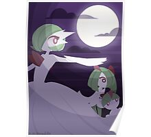 i love all the ralts evolutionary chain equally Poster