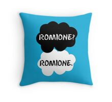 Romione - TFIOS Throw Pillow