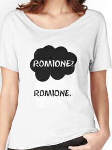 Romione - TFIOS Women's Relaxed Fit T-Shirt