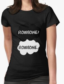 Romione - TFIOS Womens Fitted T-Shirt