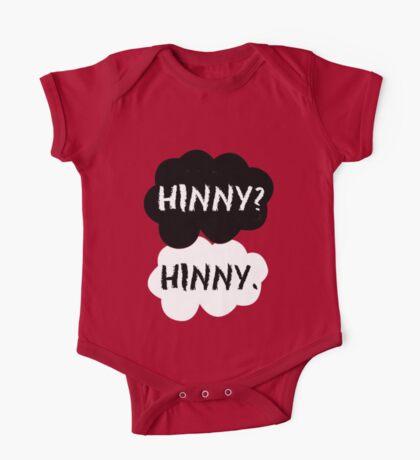 Hinny (Harry&Ginny) - TFIOS One Piece - Short Sleeve