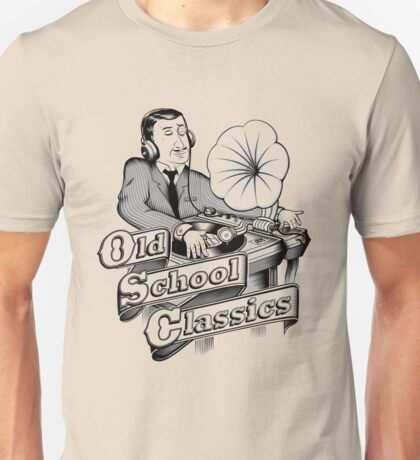 Old School Classics Unisex T-Shirt