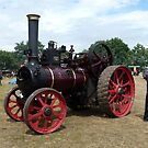 Traction Engines from Norfolk & Suffolk by sedonamoonshine
