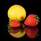 Strawberry Lemonade by Leroy Laverman