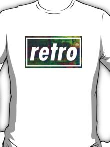 Retro - Multicoloured T-Shirt