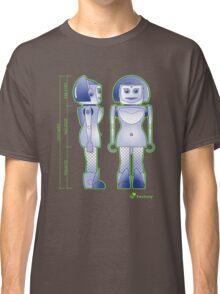 robottina - the robodoll Classic T-Shirt
