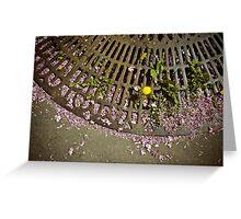 Spring in Paris Greeting Card