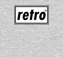 Retro - White Unisex T-Shirt