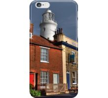 The Pub & the Lighthouse iPhone Case/Skin