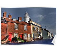 The Pub & the Lighthouse Poster