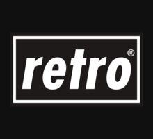 Retro - Black  Kids Clothes