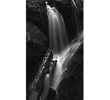 water and light, wood and stone... Photographic Print