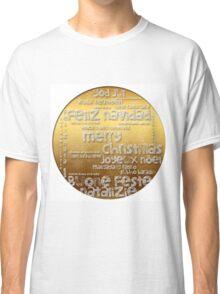International Christmas  Classic T-Shirt