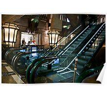 Magical Escalator Poster