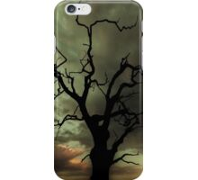 Silhouetted iPhone Case/Skin