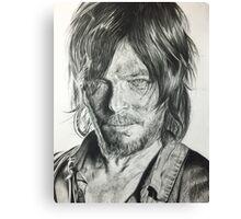 Daryl Dixon / Norman Reedus Canvas Print