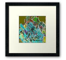 ( RABBIT )  ERIC  WHITEMAN  ART  Framed Print