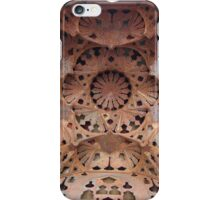 Music Room Cutout Vaulted Ceiling iPhone Case/Skin