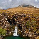 Glen brittle landscape by Shaun Whiteman
