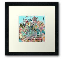 ( OVEN  CELESTIAL )  ERIC WHITEMAN   Framed Print