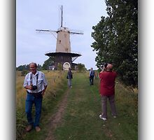 A Photo Shoot in Holland by foppe47