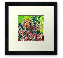 ( MAGIC )  ERIC  WHITEMAN  ART   Framed Print