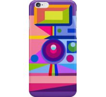 Polaroid Art iPhone Case/Skin