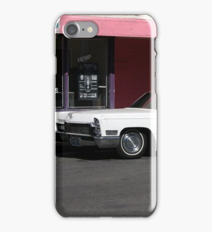 Cadillac Low iPhone Case/Skin