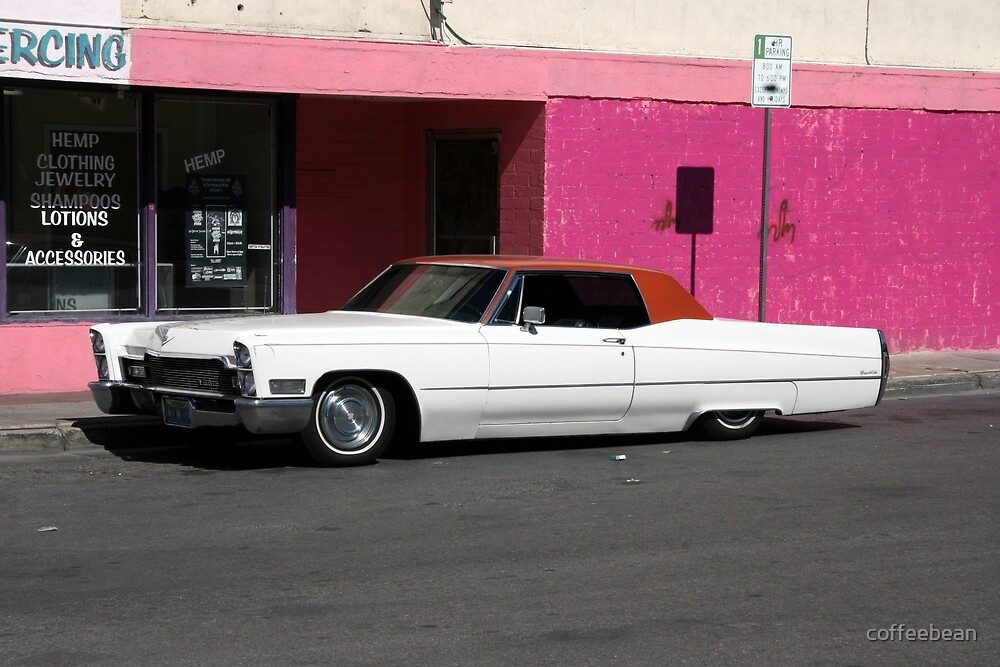 Cadillac Low by coffeebean