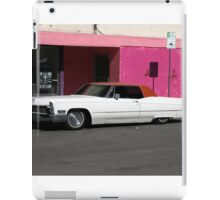 Cadillac Low iPad Case/Skin