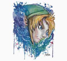 Galaxy Link Streetart Tshirts + More ' Legend of Zelda ' Jonny2may Kids Clothes
