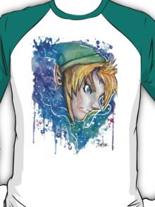 Galaxy Link Streetart Tshirts + More ' Legend of Zelda ' Jonny2may T-Shirt