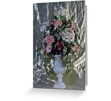 table topper Greeting Card