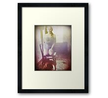 Inexplicably Bound to You Framed Print